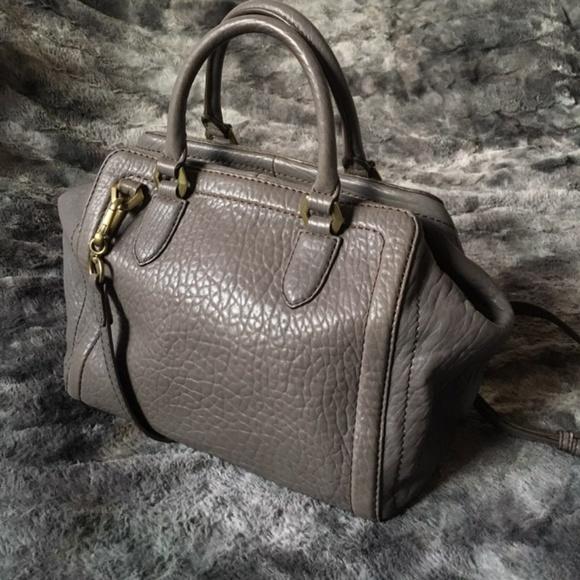 orYANY Handbags - LEATHER✨Oryany Large Gray Satchel